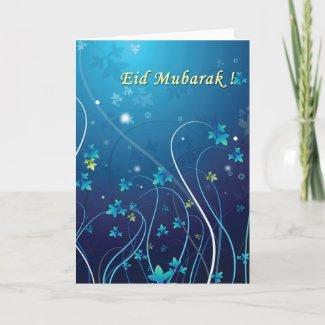 Eid Mubarak-0809 card