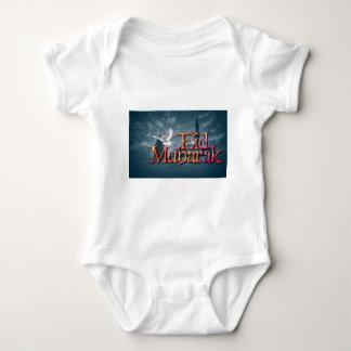Eid-Mubarak. Baby Bodysuit