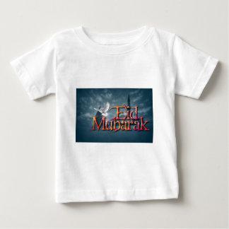 Eid-Mubarak. Baby T-Shirt