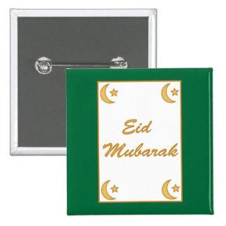 Eid Mubarak Eid al Fitr Button