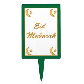 Eid Mubarak Eid al Fitr Cake Topper