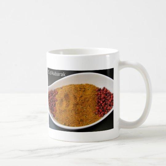 Eid Mubarak greeting Coffee Mug