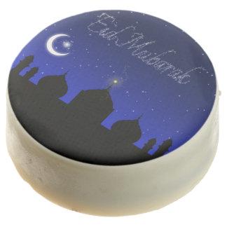 Eid Mubarak Greeting - Oreo Cookies