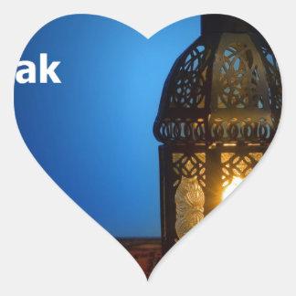 Eid_Mubarak Heart Sticker