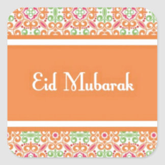 eid mubarak.jpg square sticker