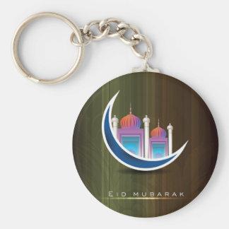 Eid mubarak key chains