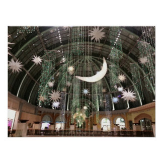 eid mubarak, mall of the emirates poster