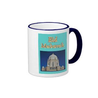 Eid Mubarak Muslim Islamic Ramadan Coffee Mugs