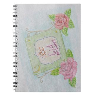 EId Mubarak Notebook