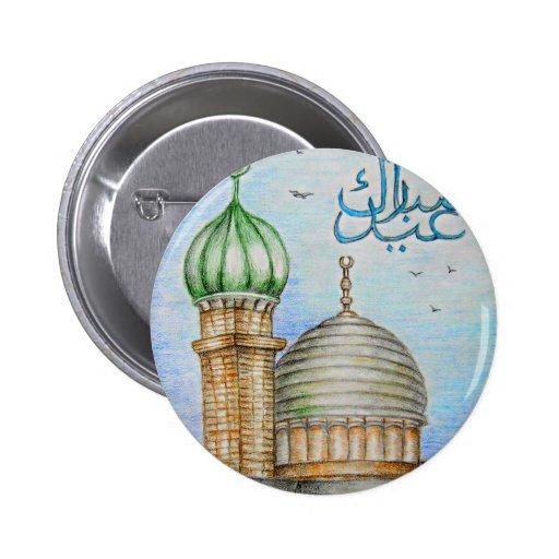 eid Mubarak Pins