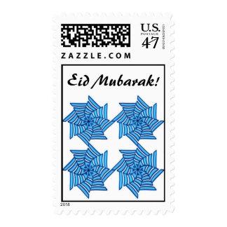 Eid Mubarak! Postage Stamp