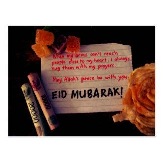 eid-mubarak postcard