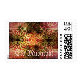 Eid Mubarak Stamps