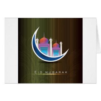 Eid Mubarak Felicitacion