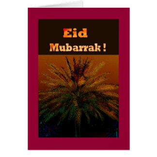 eid mubarrak no1 card