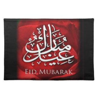 eid placemat cloth placemat