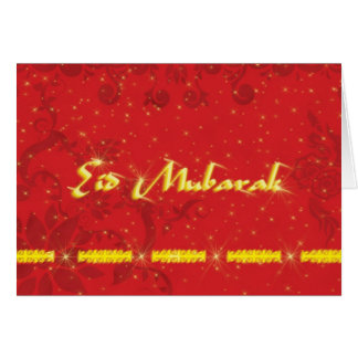 Eid ul Adha Greeting5 Card