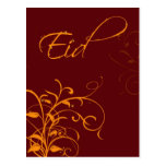 Eid una bendición de Alá - saludo Postales