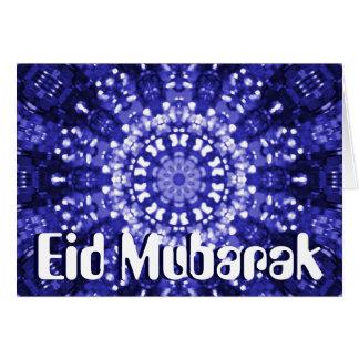 Eidi mubarak greeting card
