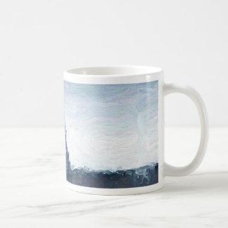 Eifel schemes classic white coffee mug