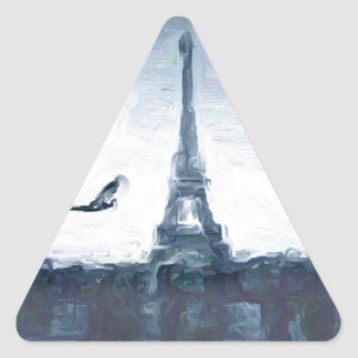 Eifel schemes triangle sticker
