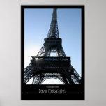 Eifel Torre-París, Francia Posters