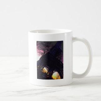 Eifel Tower Classic White Coffee Mug