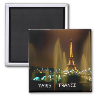 EIFFEL AT NIGHT MAGNETS