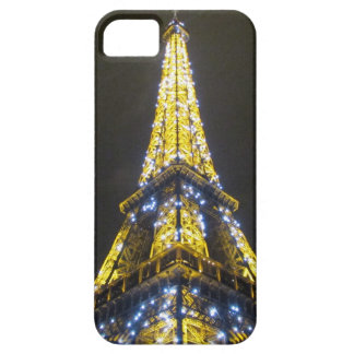 eiffel bright night iPhone 5 cover