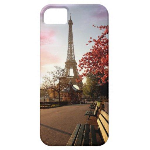 Eiffel iPhone 5 Case