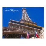 Eiffel Las Vegas Postales