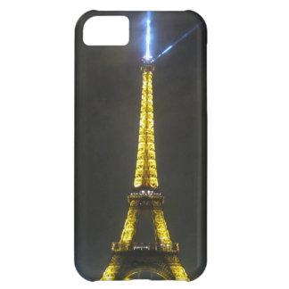 eiffel night case for iPhone 5C