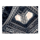 Eiffel Steel Postcard