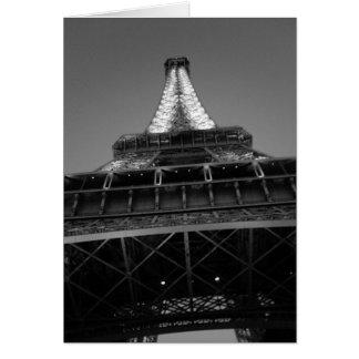 Eiffel to Heaven Card