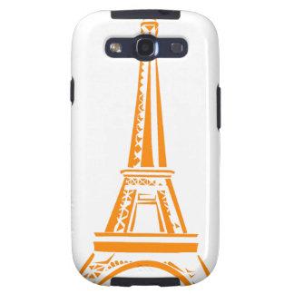 Eiffel Torre-París Galaxy SIII Protectores