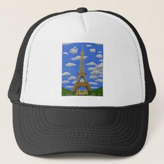 Eiffel Tower2.JPG Trucker Hat