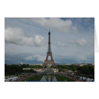 Eiffel Tower 1 Card