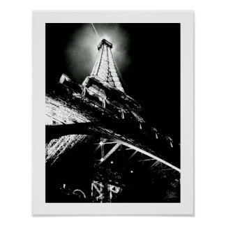 Eiffel Tower #1 [Print]