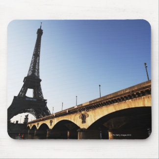 eiffel tower 2 mouse pad