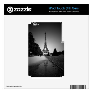 Eiffel Tower 3 iPod Touch 4G Skins