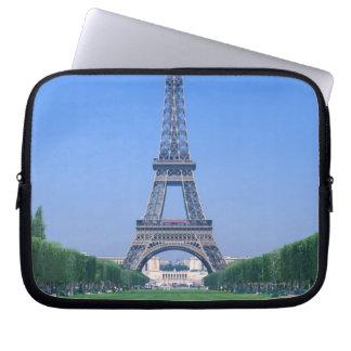Eiffel Tower 3 Laptop Sleeve