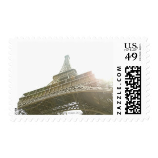 Eiffel Tower 3 Postage Stamps