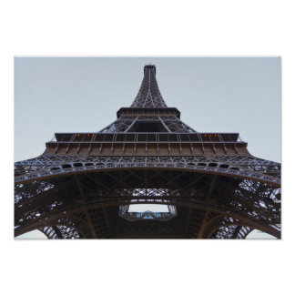 Eiffel Tower 3 Posters