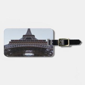 Eiffel Tower 4 Travel Bag Tags