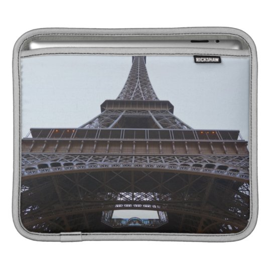 Eiffel Tower 4 Sleeves For iPads