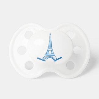 Eiffel Tower #6 Pacifier