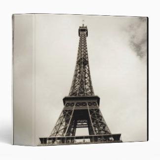 Eiffel Tower 8 Binder
