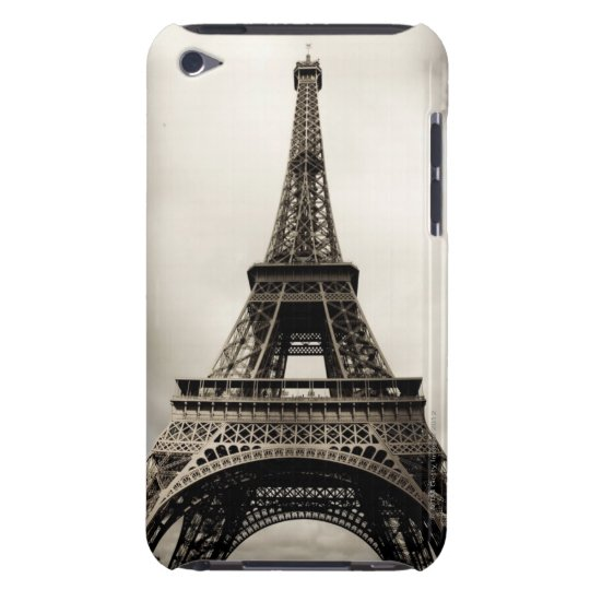 Eiffel Tower 8 Case-Mate iPod Touch Case