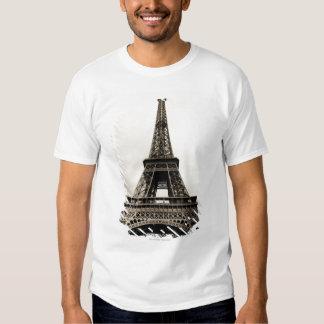 Eiffel Tower 8 T-Shirt