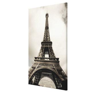 Eiffel Tower 9 Gallery Wrap Canvas